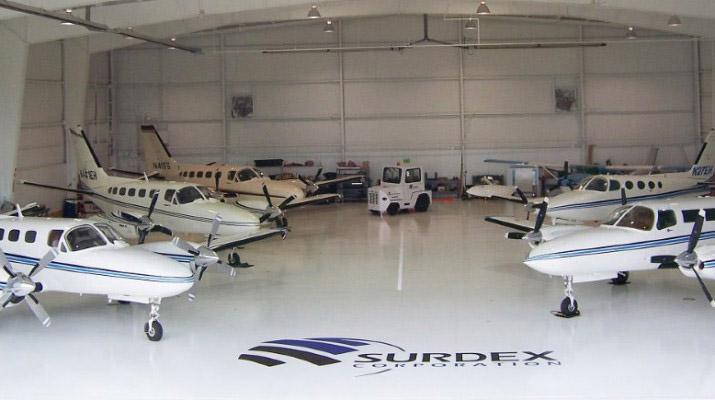 Surdex aircraft