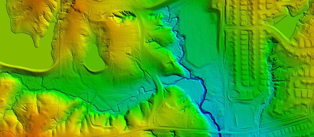 Texas Geospatial Data Site